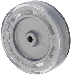 KVP Clear grey wheel