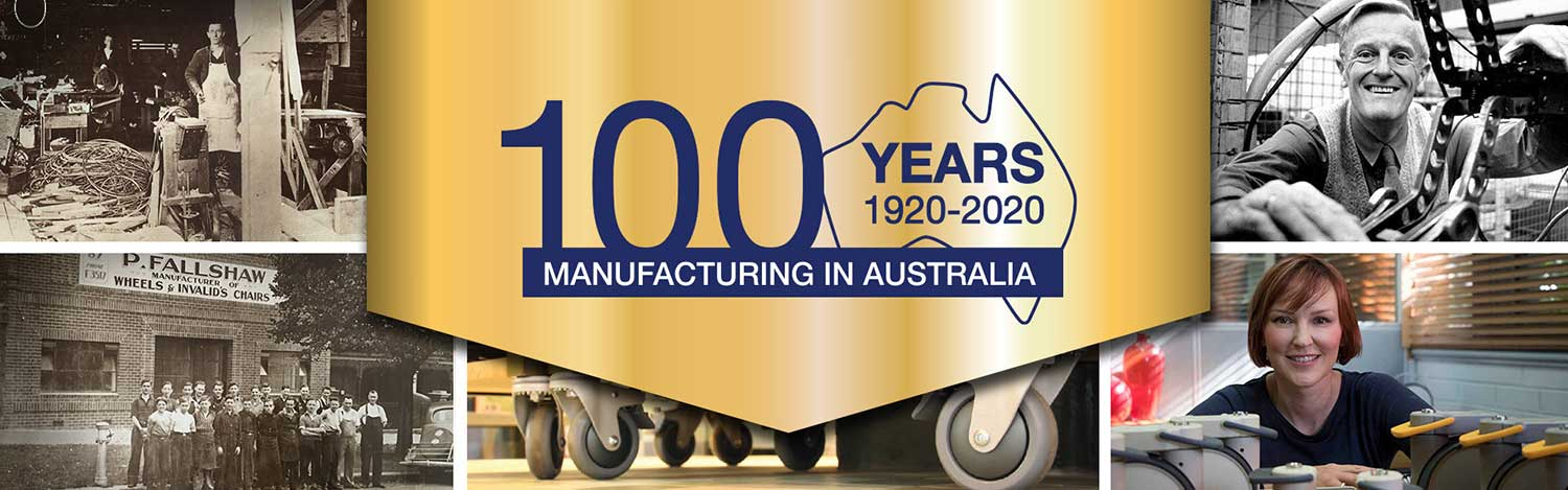 100 years of Australian manufacturing